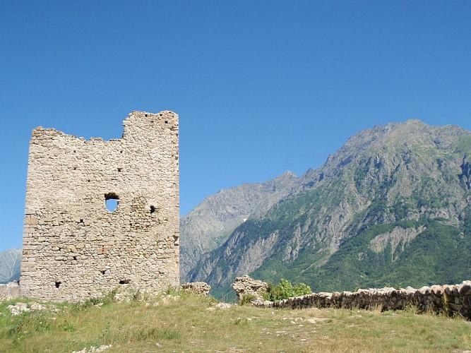 Sentier découverte du Château fort