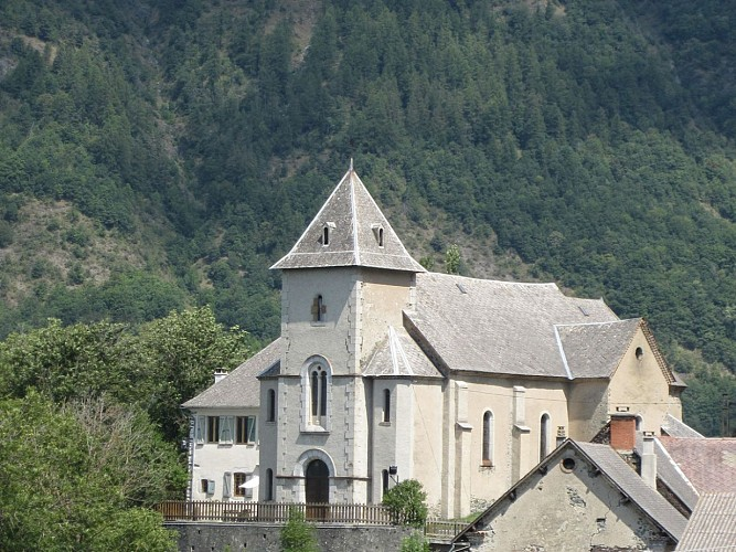 St Jacques-en-Valgaudemar