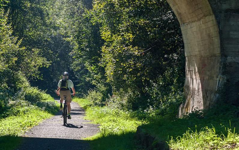Décourvir Stavelot à vélo - Parcours 1