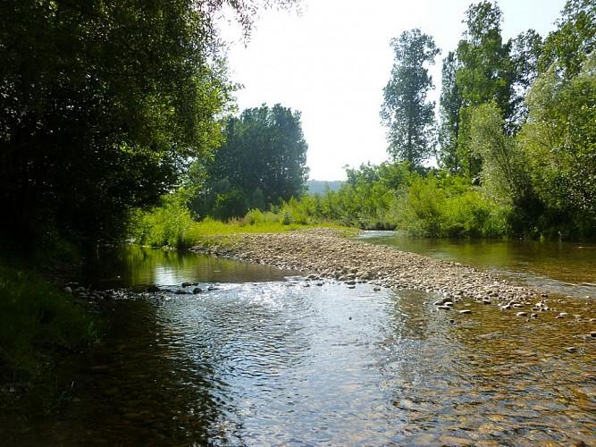 """Espace VTT-FFC Drôme des Collines - Boucle n°10 """"Le Bois de Sizay"""""""