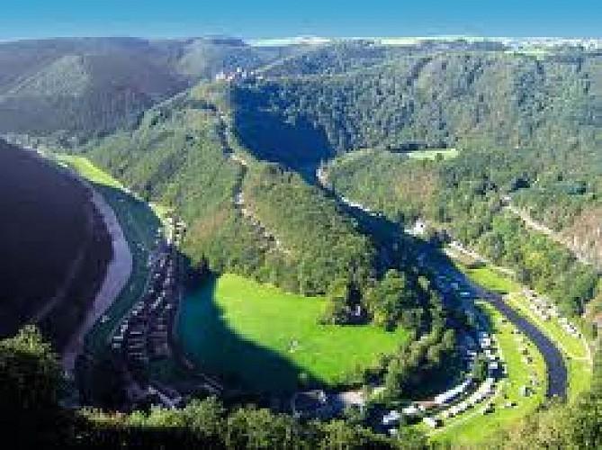 Rondrit door het mooie Luxemburg