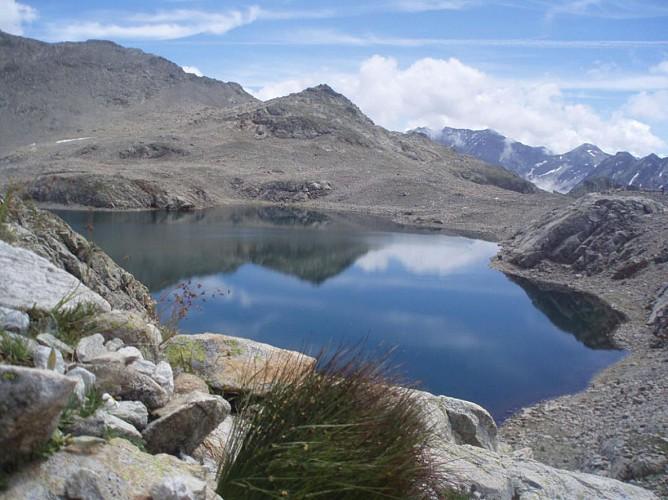 EldoradoRando - Les lacs de Crupilllouse