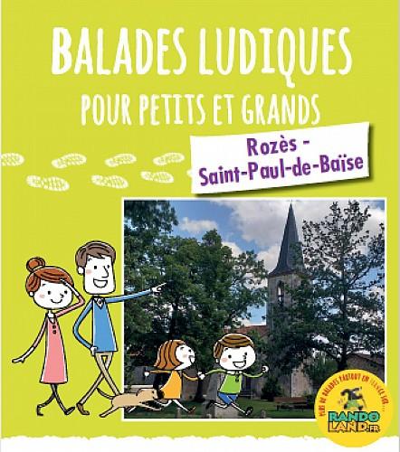 ROZES SAINT-PAUL-DE-BAISE RANDOLAND EN FAMILLE