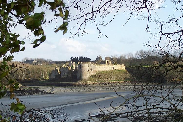 "Circuit du Tro Breizh : Section "" Permanent nord du Tro Breizh"", liaison Matignon / Le Guildo."