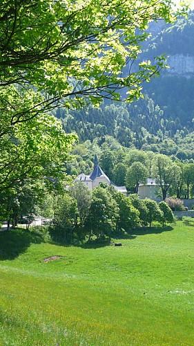 Aiguille de Chalais