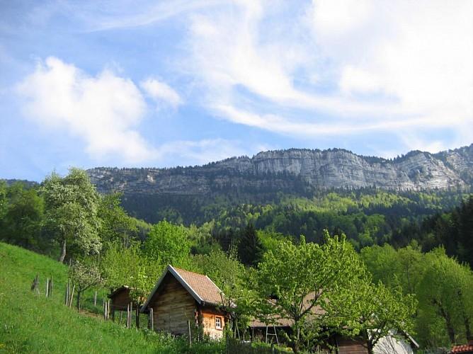 Malleval - Le Col de Neurre