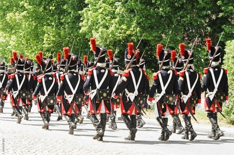 La balade du Grand Tour à Walcourt
