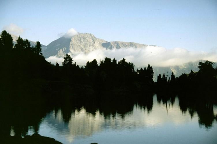 Randonnée autour du Lac Achard