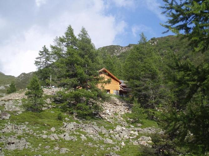 EldoradoRando - Le refuge des Souffles