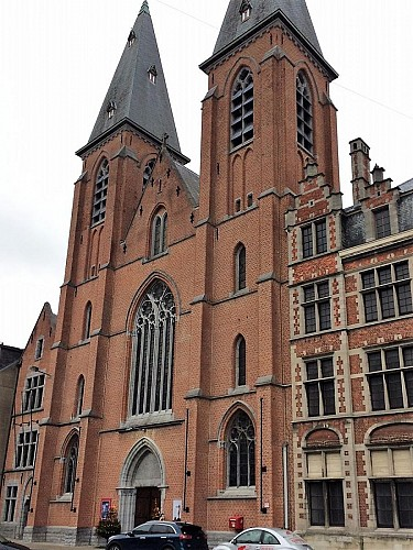 Dendermonde (Termonde) - Centre ville - Val et Oli