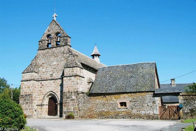 Eglise de Saint-Hilaire-Foissac
