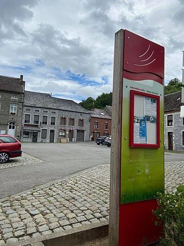 47 Circuit Saint-Antoine - balise rouge