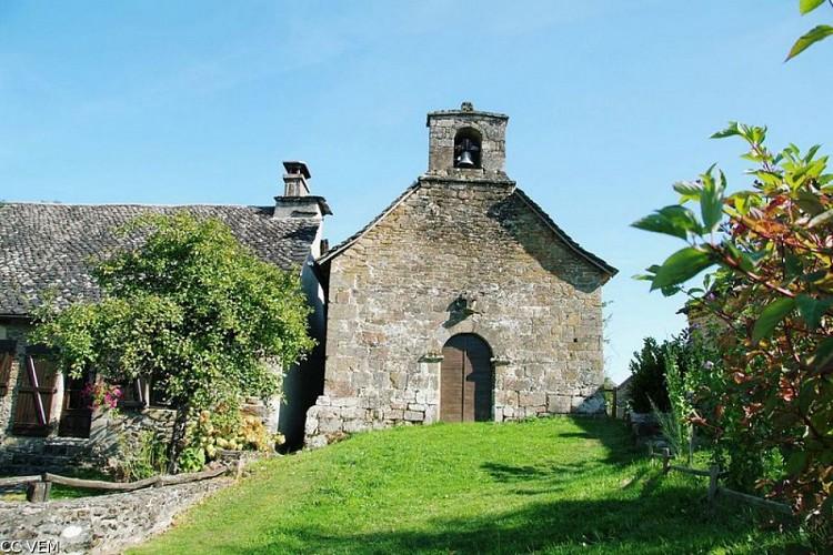 La chapelle Saint-Simon