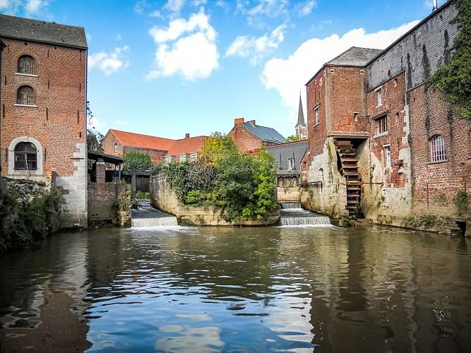 Waals-Brabant op de fiets - Het vroegere leven langs de oevers van de Senne