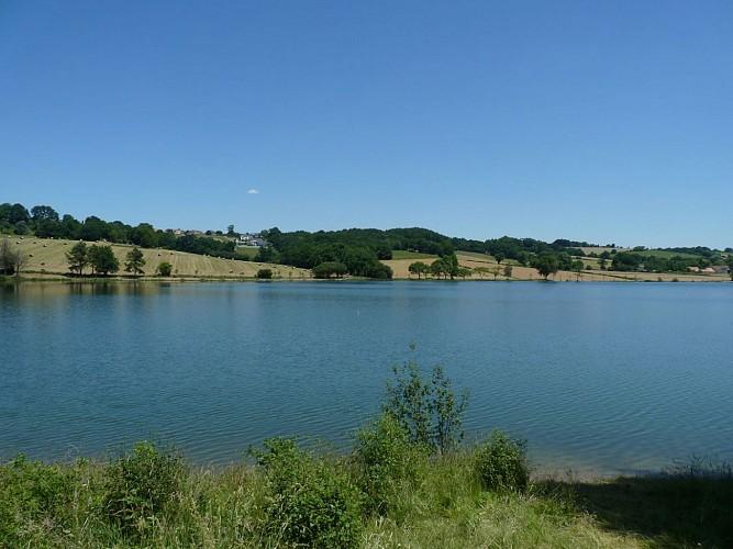 Le Lac de Serres-Castet