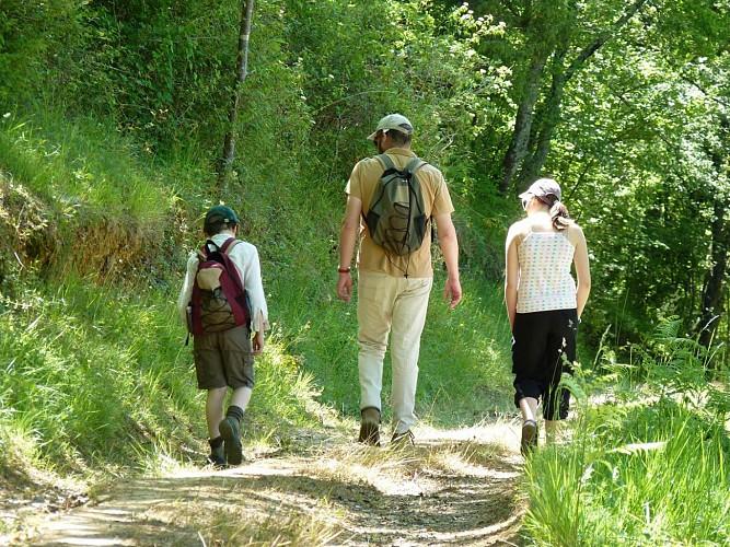 Sentiers des vieux moulins (petite boucle n°18)