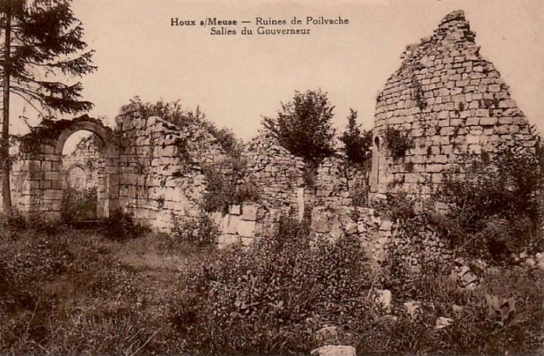 Yvoir: au coeur de l'antique Prévôté de Poilvache