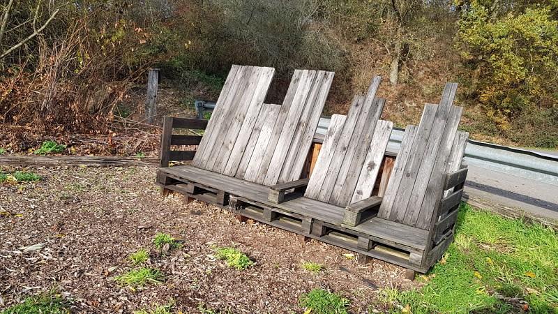 Parcours adapté aux poussettes village des Cahottes