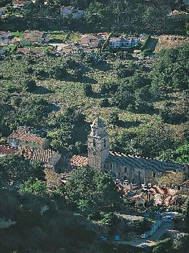 La découverte des collines de la Trévaresse