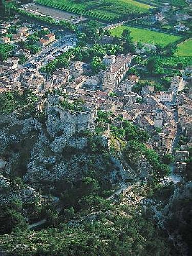 Tarascon : L'abbaye de St Michel de Frigolet