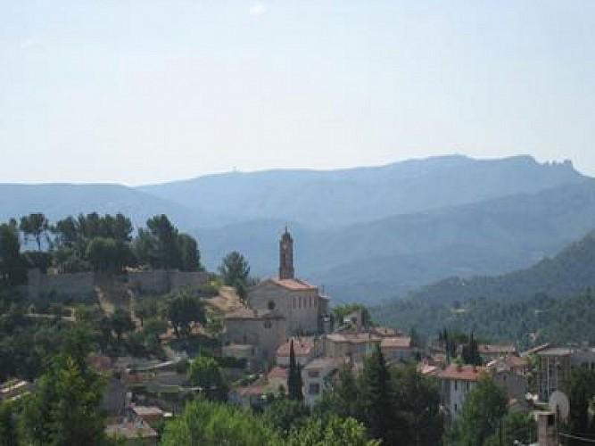 Les villages du Pays d'Aubagne