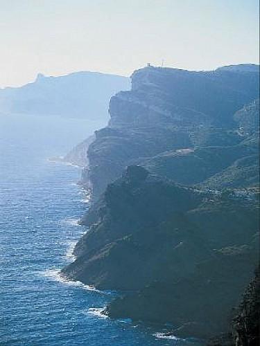 Topo 13 : Cap Canaille, Cassis, sur le plateau de Soubeyran