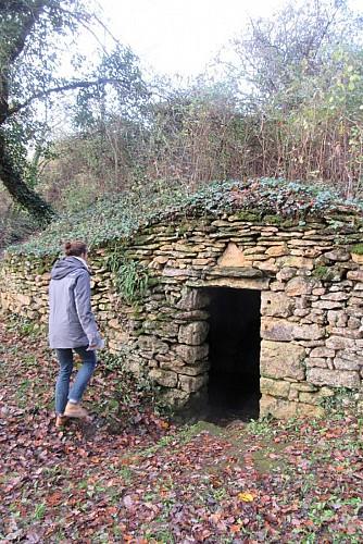 Boucle de la Fontaine des graves: sentier de la Gargagnasse