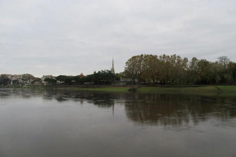 Boucle de la Plage à Port-Sainte-Foy et-Ponchat