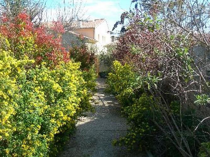 La Roque-d'Anthéron : itinéraire fleuri