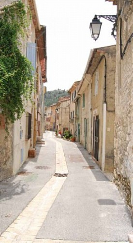 Meyrargues : Du centre ancien au Grand Vallat