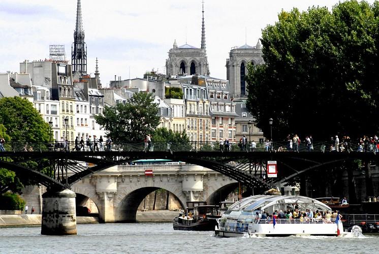 Paris en Batobus