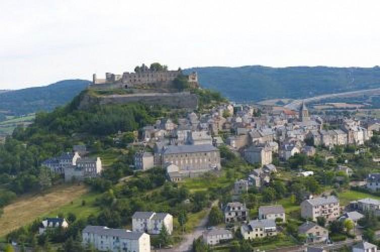 Circuit de Séverac le Château