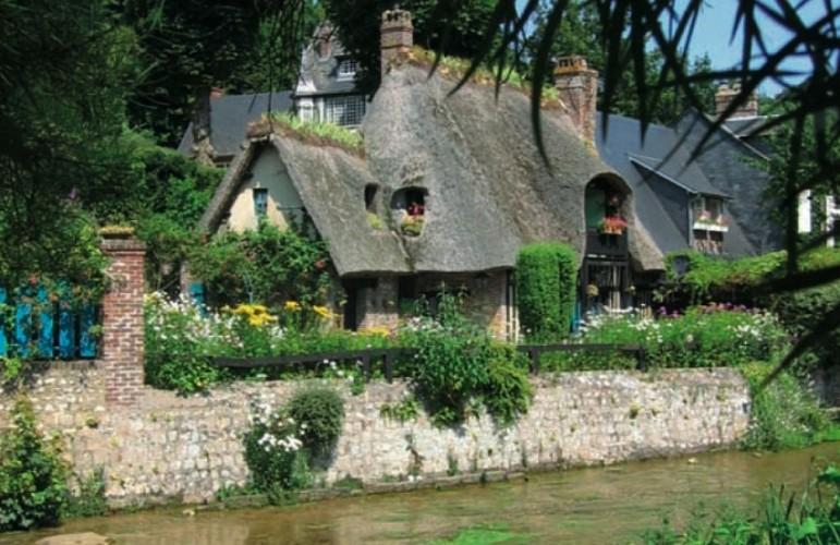 Le circuit du àplus petit fleuve de France» - Veules Les Roses