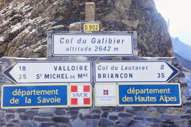 Col du Galibier (Hautes-Alpes)