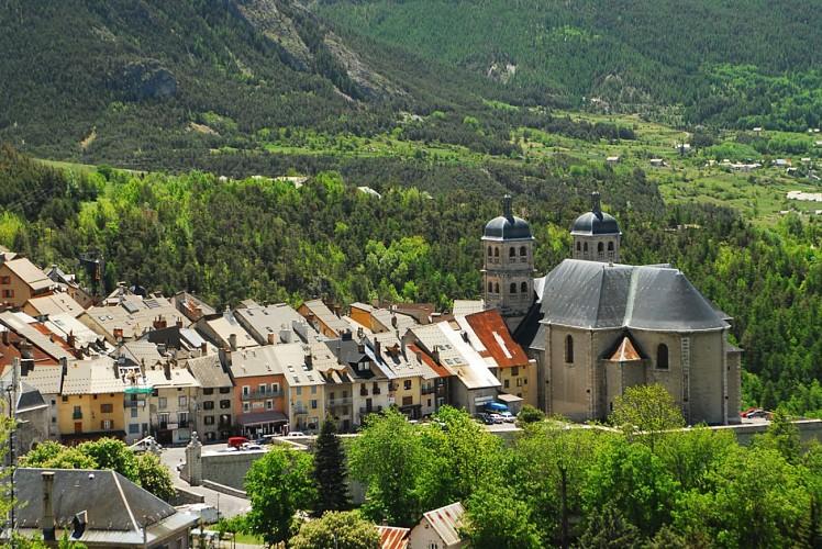 Briançon Ville Vieille (Hautes-Alpes)
