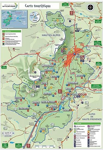 La Route des Fruits et des Vins - Hautes-Alpes