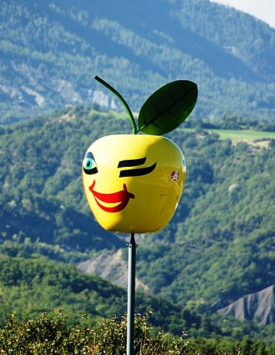 L'authentique pomme d'altitude