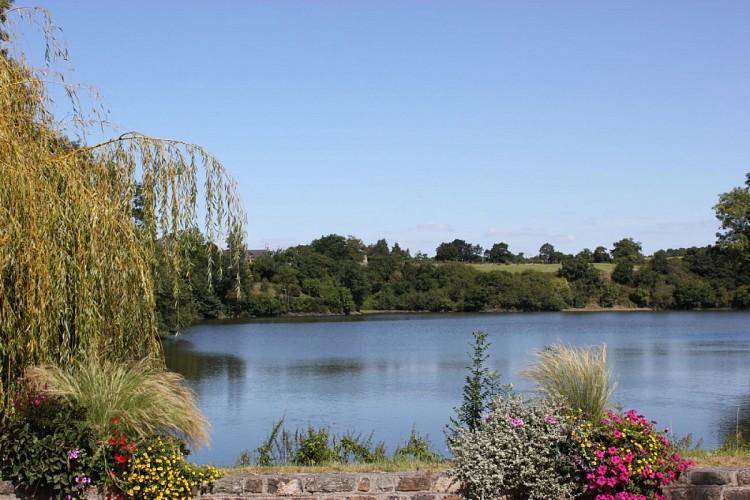 L'étang de la Forge