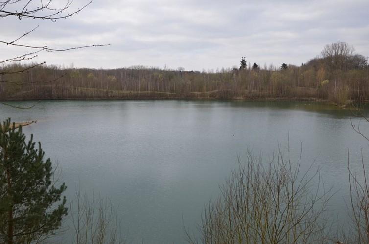 Villers-la-Ville: Tilly Mellery Réserve Naturelle.