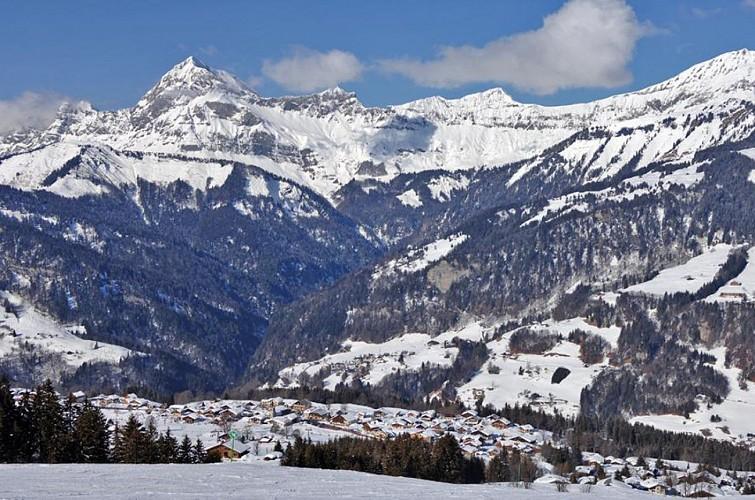 Crest-Voland / Mont-Lachat