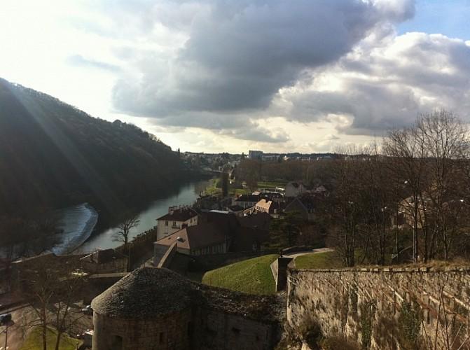 Au cœur du vieux Besançon