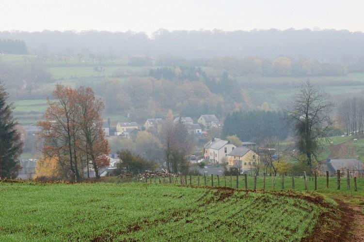 Le Bois de Prire à Rachecourt