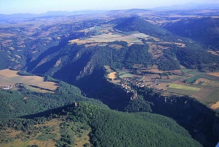 La vallée de Rentières