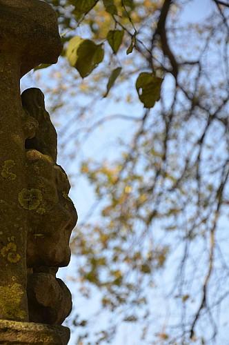 Les Archi-promenades : Aix-sur-Cloie, ses calvaires et sa nature