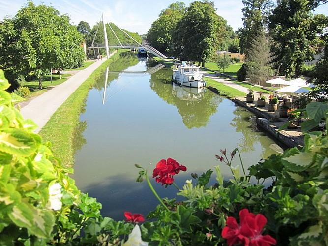 Canal du Centre ou canal du Charolais