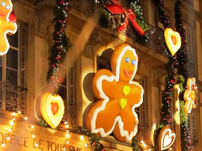 Les marchés de Noël à Strasbourg