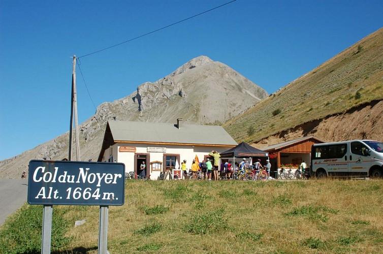 EldoradoVelo - Col du Noyer (1 664 m)