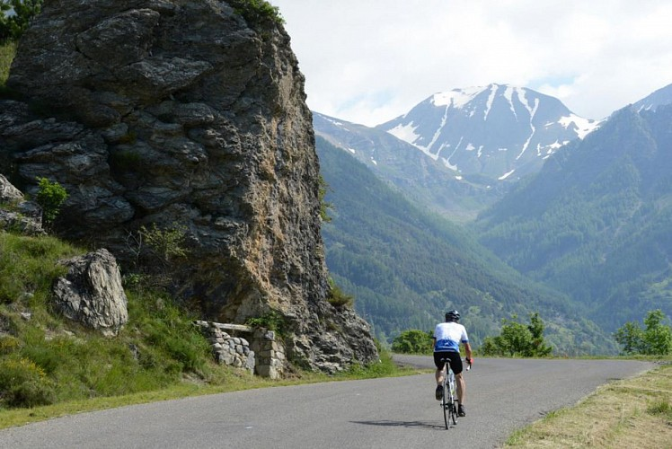 Etape mythique - Tour de France 2013 -Contre-la-montre Embrun Chorges