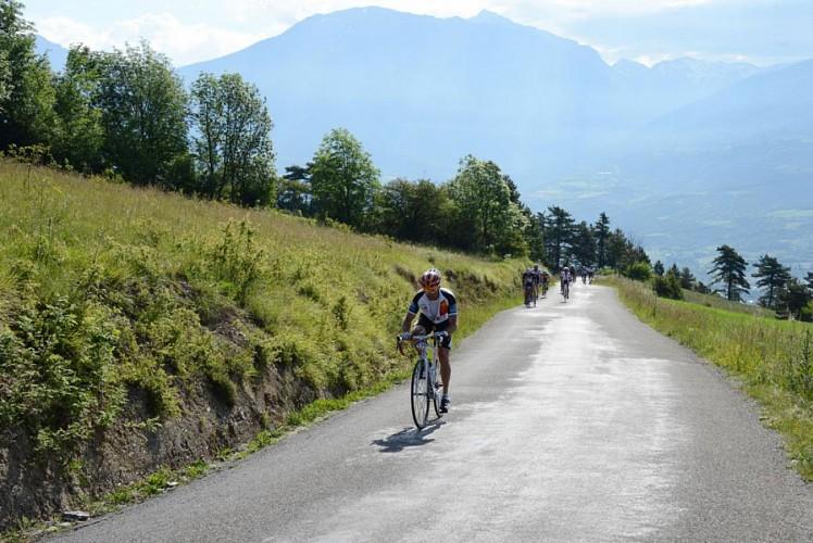 EldoradoVelo - Montée de Réallon (1 545 m)
