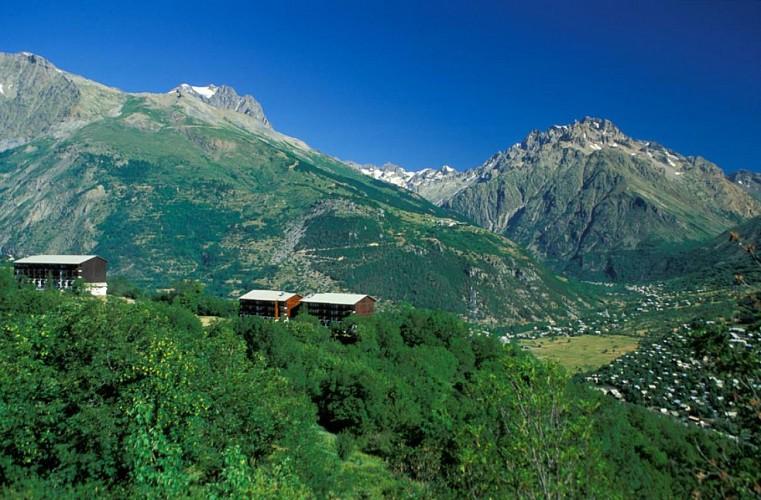 EldoradoVelo - Montée de Puy Saint Vincent (1 653 m)